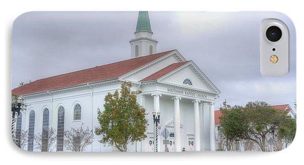 Southside Baptist Church IPhone Case