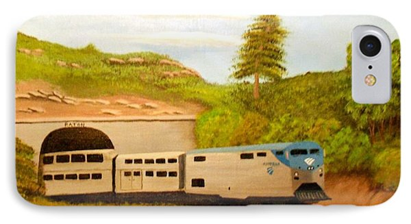 Southwest Chief At Raton Pass IPhone Case