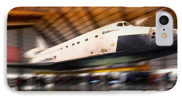Space Shuttle Endeavour IPhone Case
