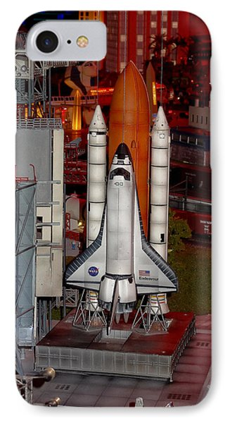 Space Shuttle IPhone Case