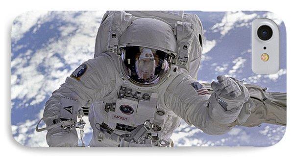 Space Walk 2 IPhone Case