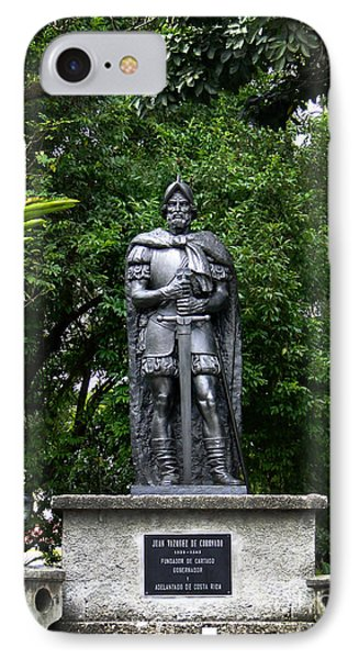 Spanish Conquistador Vasquez De Coronado IPhone Case