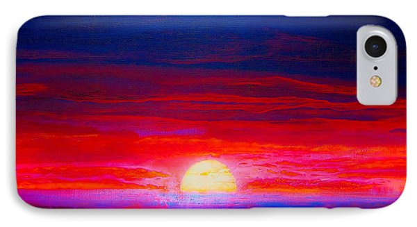Special Sunset 2008 IPhone Case