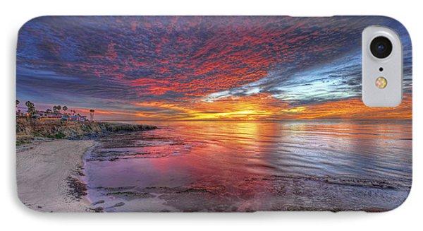 Spectacular Sunset IPhone Case