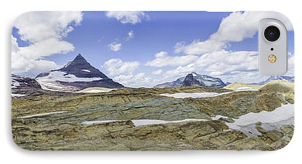 Sperry Glacier Basin IPhone Case