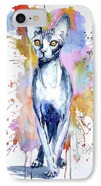 Sphinx Cat IPhone Case