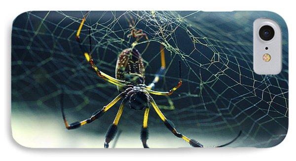 Spider Close Up IPhone Case