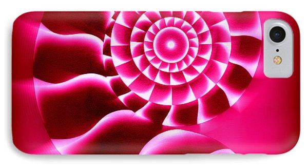 Spiral Trip IPhone Case