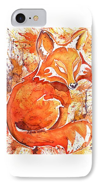 Spirit Of The Fox IPhone Case