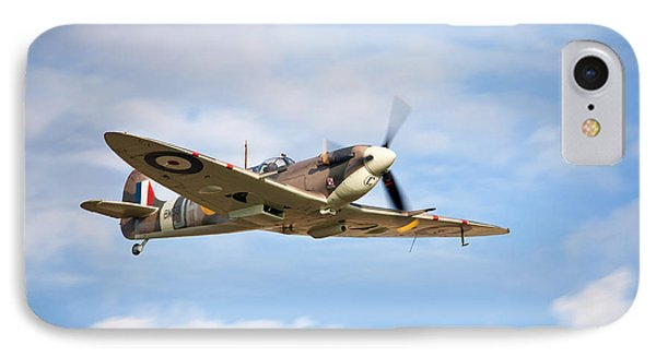 Spitfire Mk5 Low Pass IPhone Case