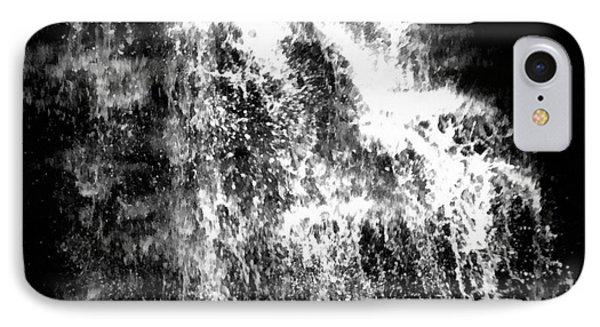 Splash Bushkill Falls IPhone Case