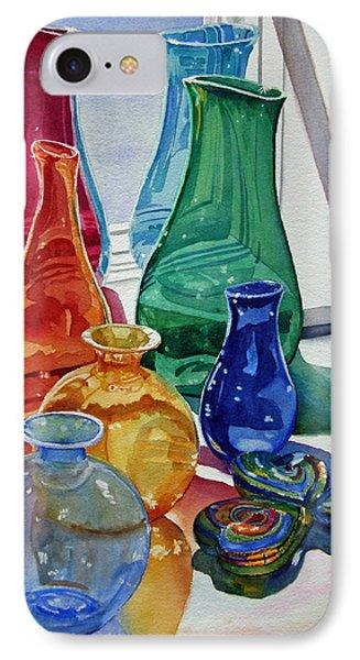 Splendor In The Glass IPhone Case