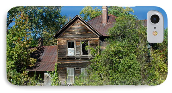 Spooky Old House IPhone Case