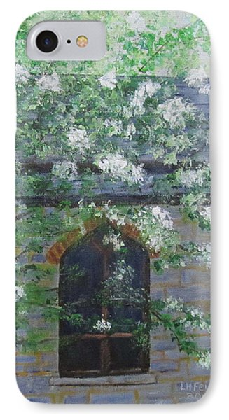 Spring At Grace Church IPhone Case