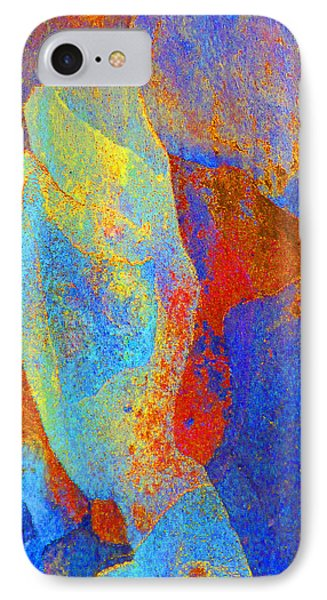 Spring Eucalypt Abstract 13 IPhone Case