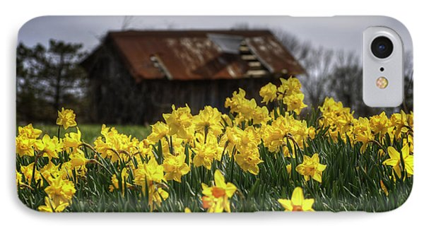 Spring Finally IPhone Case