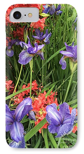 Spring Flowers 1 IPhone Case