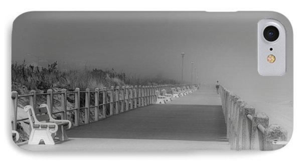 Spring Lake Boardwalk - Jersey Shore IPhone Case