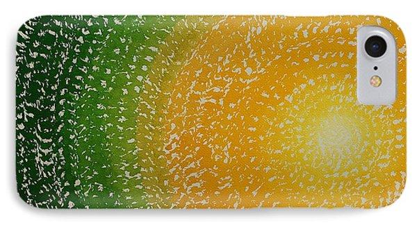 Spring Sun Original Painting IPhone Case