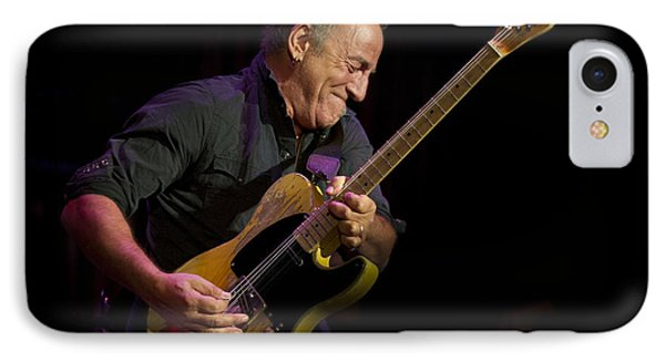 Springsteen Shreds IPhone Case