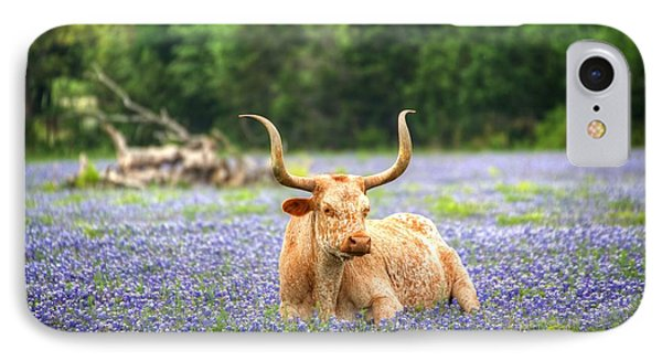 Springtime In Texas IPhone Case