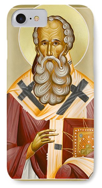 St Athanasios The Great IPhone Case