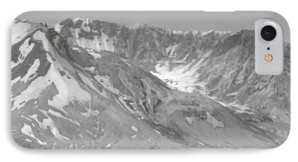 St. Helen's Crater IPhone Case