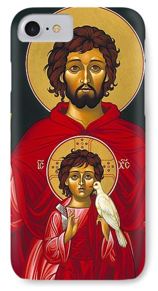 St. Joseph Shadow Of The Father 039 IPhone Case