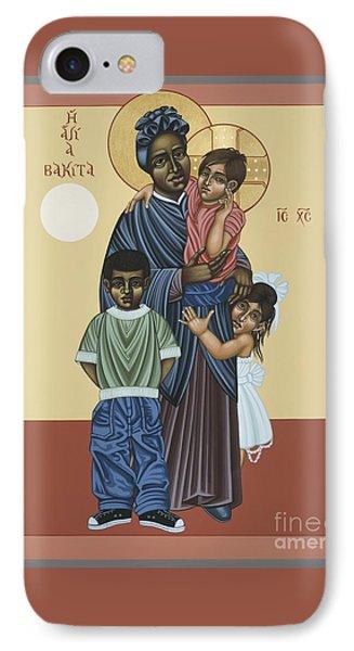 St. Josephine Bakhita Universal Sister 095 IPhone Case