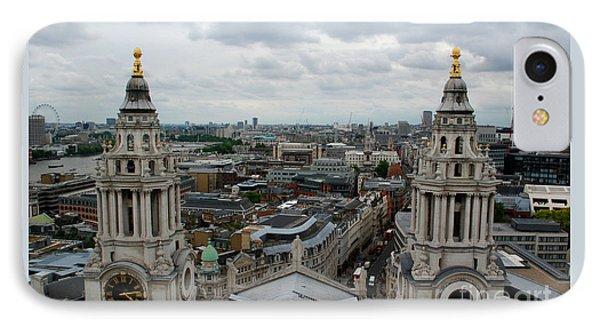 St Paul's View IPhone Case