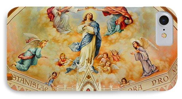 St. Stanislaus Church IPhone Case