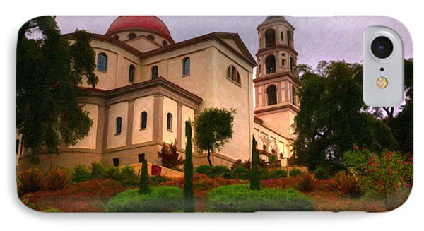 St. Thomas Aquinas Church Large Canvas Art, Canvas Print, Large Art, Large Wall Decor, Home Decor IPhone Case