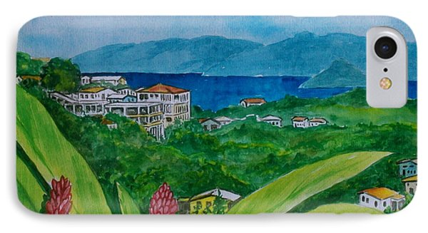 St. Thomas Virgin Islands IPhone Case
