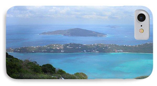 St-thomas Virgin Islands Usa IPhone Case