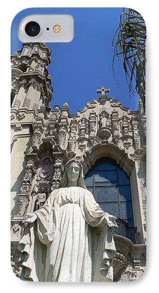 St. Vincent De Paul Church IPhone Case
