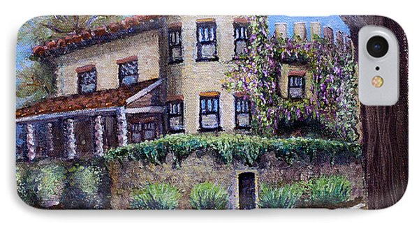 Stags' Leap Manor House IPhone Case
