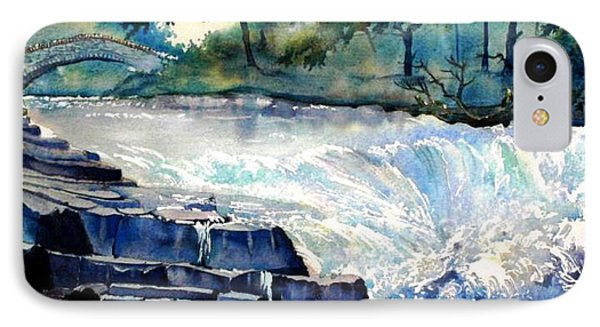 Stainforth Foss IPhone Case