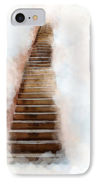Stair Way To Heaven IPhone Case