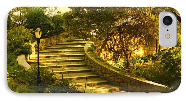 Stairway To Nirvana IPhone Case