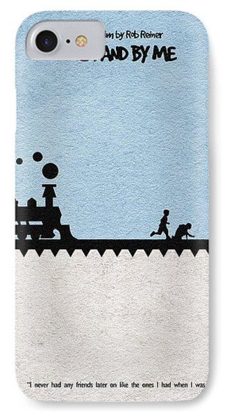 Train iPhone 8 Case - Stand By Me by Inspirowl Design