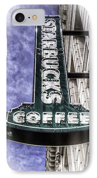Starbucks - Ballard IPhone Case