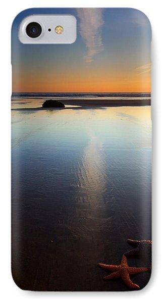 Starfish Sunset IPhone Case