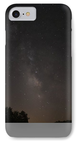 Stars On Lake Logan IPhone Case