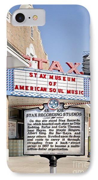 Stax IPhone Case
