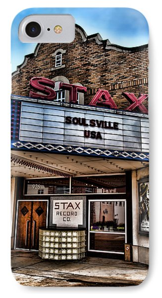 Stax Records IPhone Case