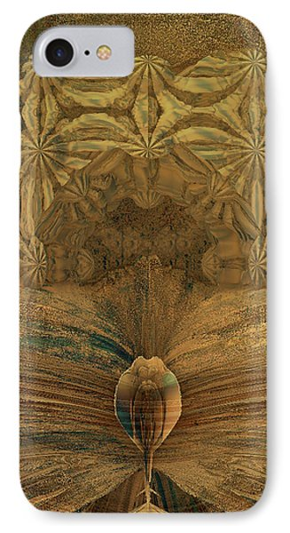 Steampunk Recovered IPhone Case