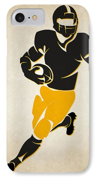 Steelers Shadow Player IPhone Case