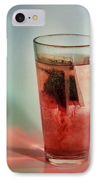 Steeping Herbal Tea IPhone Case
