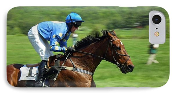 Steeplechase IPhone Case