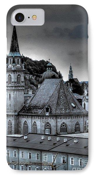 Steeples Over Innsbruck IPhone Case